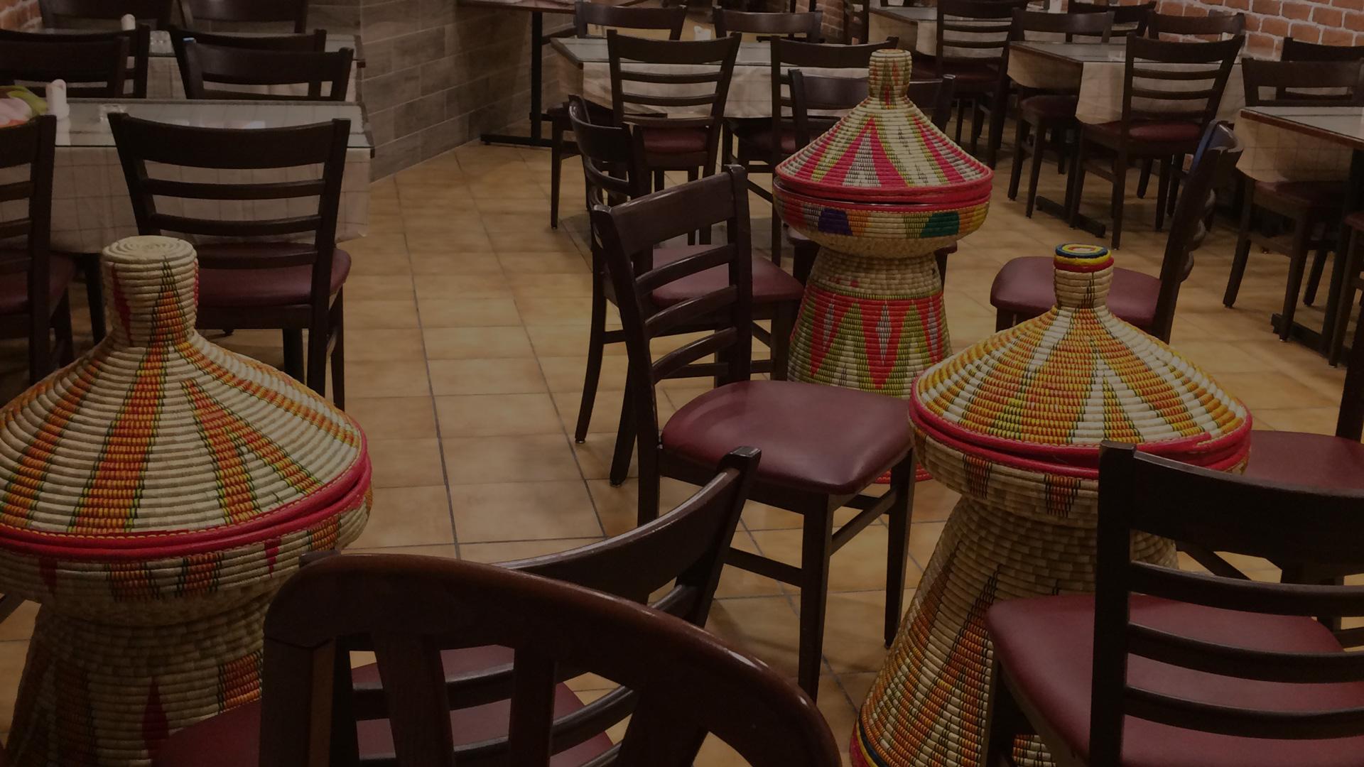 East Africa Restaurant på backaplan i Göteborg